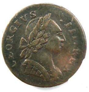 1788-Machin-039-s-Mills-Halfpenny-Coin-1-2P-PCGS-XF40-EF40-1-300-Value
