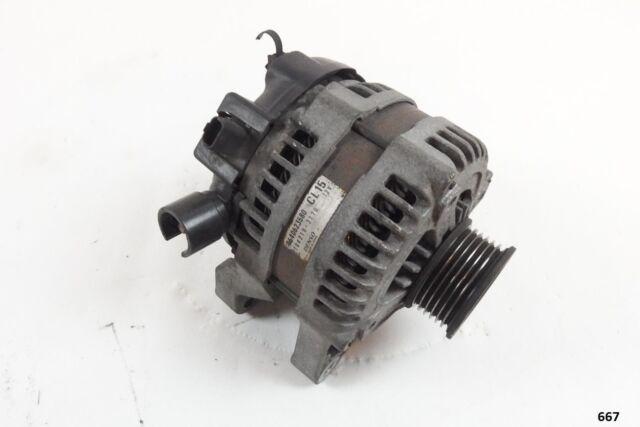 Original Peugeot 307 1,4 HDI 50KW Lichtmaschine Generator 9640623580