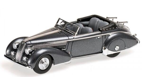 Lancia Astura Tipo 233 Corto (grigio metallic) 1936