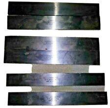 Vintage Starrett No 384 Parallel Bars 3 Pr 316x78 316x78 14x34 Machinist
