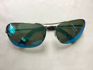 a2ca8f4ad07a5 Image is loading VTG-Vintage-Ray-Ban-RB3541-Metal-Gunmetal-Frame-