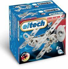 EITECH Metallbaukasten Doppeldecker 88x76x80mm
