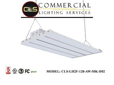 Warehouse Light LED  Linear High Bay Motion Sensor 170 Watts 5000 Kelvin