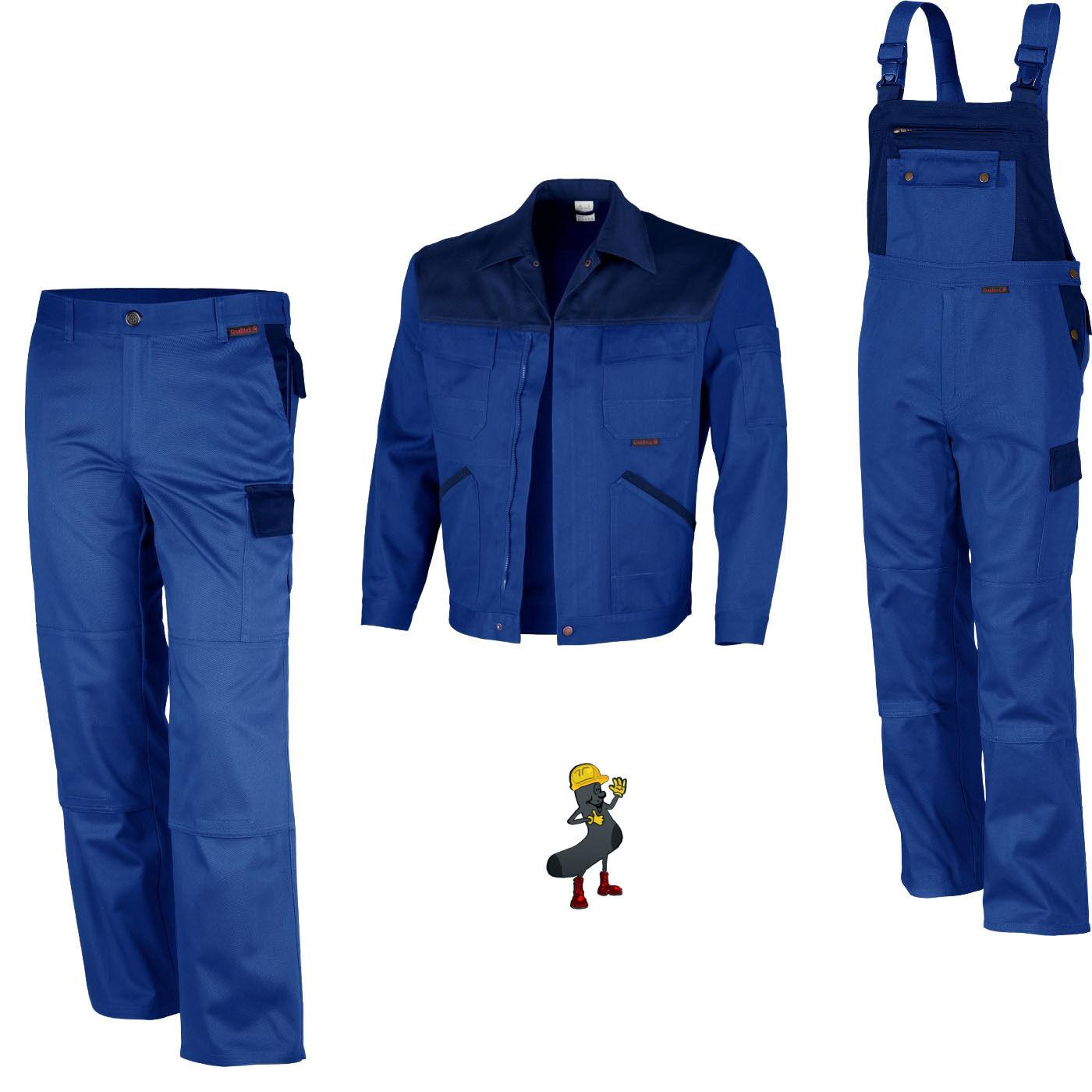 Pantaloni DI LAVgold GIACCA SALOPETTE ABBIGLIAMENTO DA blue   marino MG 300