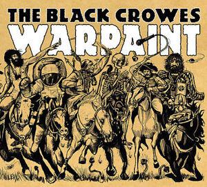 Warpaint By The Black Crowes Vinyl Jun 2008 Silver Arrow Records