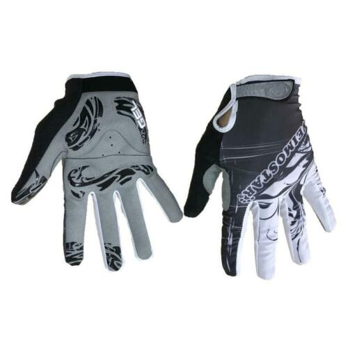 Full Finger Cycling Gloves Guantes Ciclismo Gel Pad Stretch Spandex Summer MTB