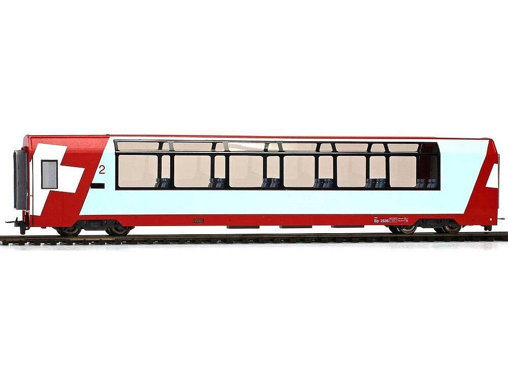Bemo 3689126 vehículos implicados panorama Cochero Glacier-express 2.kl. RHB h0