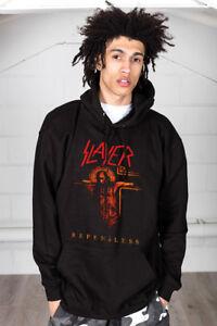 Official-Slayer-Repentless-Crucifix-Unisex-Hoodie-Pullover-Hood-Jumper-Merch