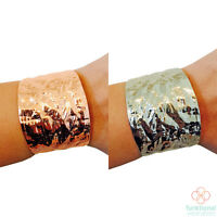 Fitbit Bracelet To Hide Your Fitbit Flex Or Flex 2 - The Celine Hammered Cuff
