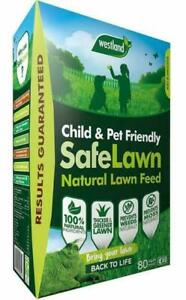 Westland SafeLawn Child and Pet Friendly Natural Lawn Feed - 2.8 Kg