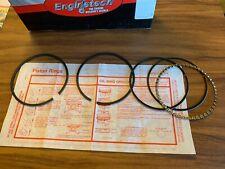 Enginetech S86414-STD Engine Piston Ring Set