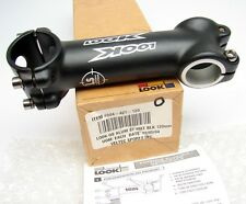 """New LOOK Bicycle Alloy Stem 120mm 1 1/8"""" Black 31.8"""
