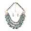 Ladies-Fashion-Crystal-Pendant-Choker-Chain-Statement-Chain-Bib-Necklace-Jewelry thumbnail 30
