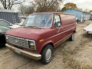 1988 Ford Econoline Van - parts or project