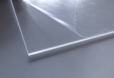 Polycasa 10mm 8950 Acrylglas Ellipse GS transparent//beidseitig satiniert