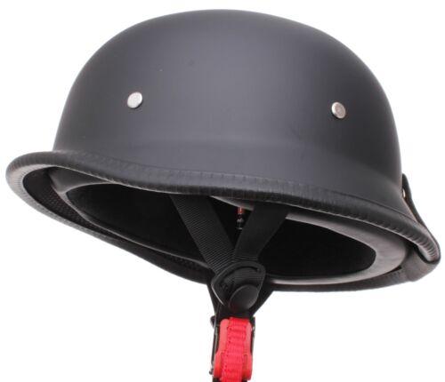 Retro Wehrmachtshelm Oldtimer Motorradhelm Motorrad Helm für Simson MZ AWO DDR