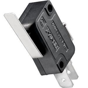 Microschalter-Endschalter-Mikro-1-polig-langer-Hebel-Naeherungsschalter