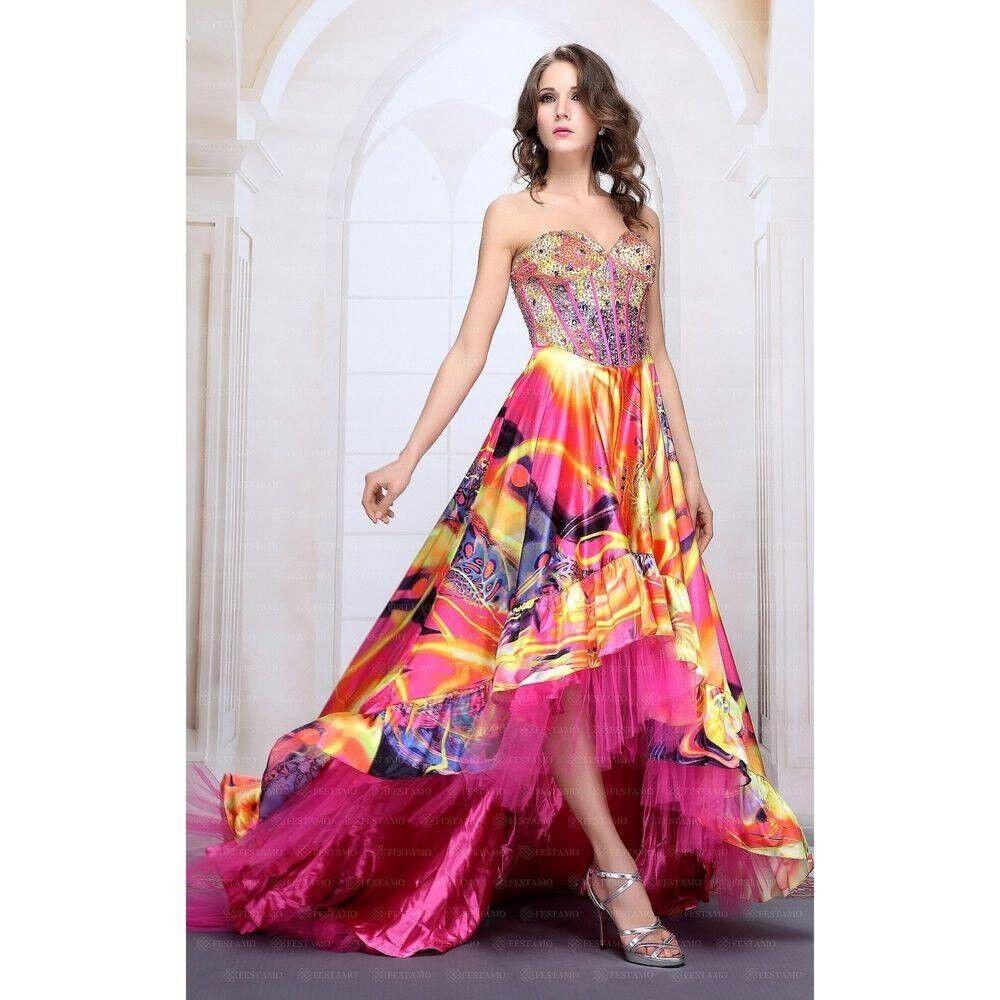 Designer Ballkleid Festkleid Abendkleid Galakleid Verlobungskleid Partykleid