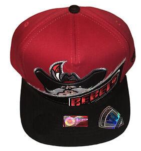 UNLV Runnin Rebels Top of the World NCAA Snapback Hat Cap Las Vegas NEW NWT