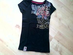 ECCO RED süß aufwändig gemachtes Shirt XS schwarz sehr gut erhalten edel - daheim, Deutschland - ECCO RED süß aufwändig gemachtes Shirt XS schwarz sehr gut erhalten edel - daheim, Deutschland
