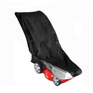 Waterproof Lawn Mower Cover Heavy Duty Push 191x67cm Bag Fit Universal Garde