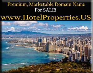 PREMIUM DOMAIN NAME: HOTEL PROPERTIES . US ~ Hotel INVESTORS