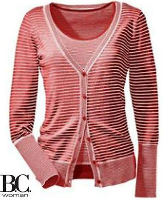 KP 29,99 € SALE/%/%/% NEU!! anthrazit Sweatshirt mit Zierperlen Aniston