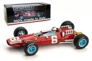 Brumm-R296-CH-FERRARI-158-Italian-GP-1965-Nino-Vaccarella-echelle-1-43