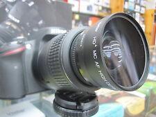 landscape wide angle macro lens for Nikon D5300 D5100 D3200 D5200 D40X D50 24MM