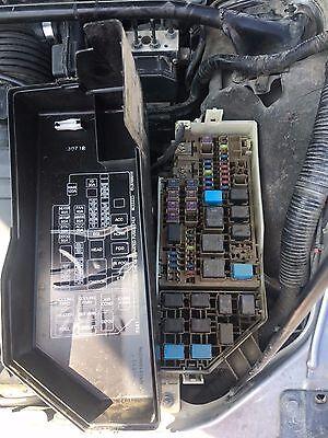[DIAGRAM_4FR]  2004 2005 2006 2007 2008 MAZDA RX-8 FRONT FUSE BOX FUSES RELAY | eBay | 2004 Rx8 Fuse Box |  | eBay