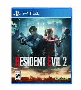Resident-Evil-2-PS4-Brand-New-Factory-Sealed