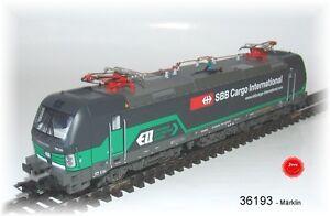 Märklin 36193 Locomotive Électrique Br 193   Märklin 36193 Locomotive Électrique Br 193