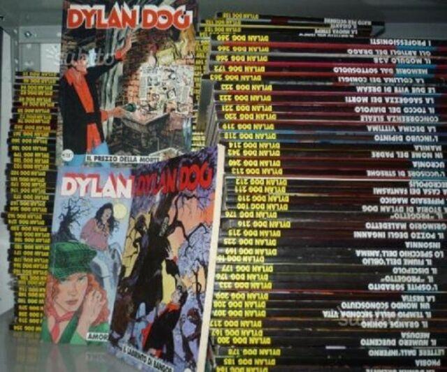 DYLAN DOG ORIGINALI - BONELLI - serie lotto 90 numeri - completa collezione