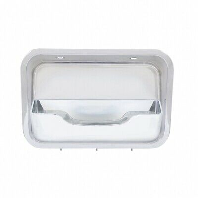 Chrome Mirror Post Cover for 2008-2017 Freightliner Casca UNITED PACIFIC 42373