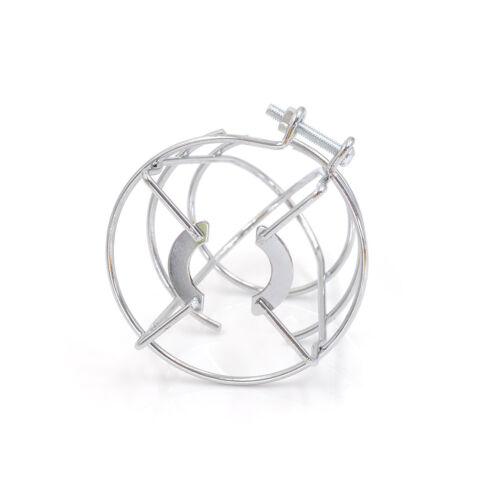 Brand New Chrome Plated Recessed Adjustable Fire Sprinkler Headguard Hook Lx