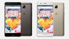 """OnePlus 3T Duos Dual 64GB 6GB 5.5"""" 16MP Mix Color With Manufacturer Warranty"""