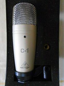 Microfono a condensatore cardioide Behringer C1 (Usato, come nuovo)