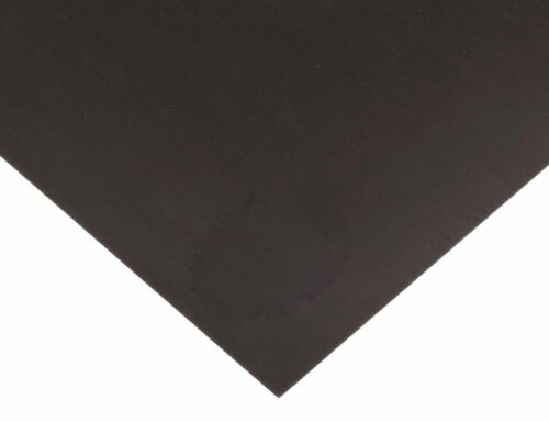 24x12 Black Flexible Magnetic Sheet for magnetizing bumper stickers!