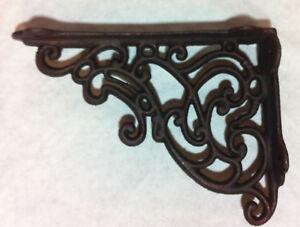 Winkel Wandhalterung Eisen Antik Rustikal Fur Regalbretter