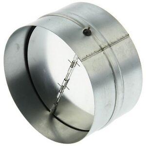 VALVOLA NON RITORNO ARIA 315mm VENTS growroom aspirazione per tubi ventilazione