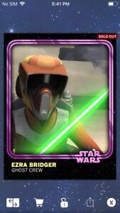 Topps-Star-Wars-Digital-Card-Trader-Pink-Ezra-Bridger-2018-Anniversary-Insert