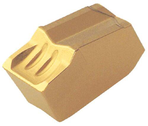 5 Pcs. C-6 Grade Self Locking Cut-Off Inserts GTN-3