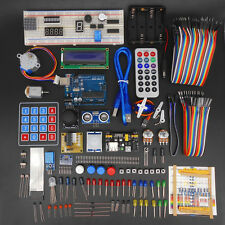 Ultimate Starter learning Kits for Arduino UNO R3 LCD1602 Servo processing Tools