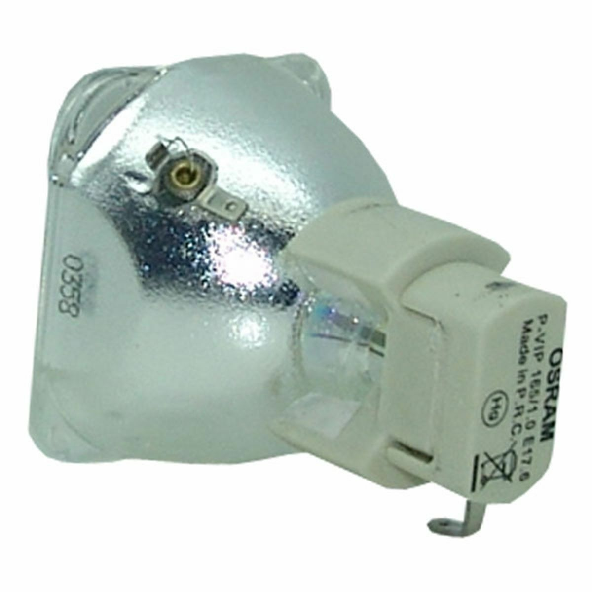 Replacement for Sylvania P-vip165//e17.6 Bare Lamp Only Projector Tv Lamp Bulb by Technical Precision