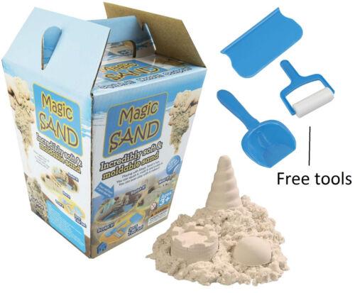 Vtech Zauberei Sand Spiel Sand Formbar Sand & Gratis Werkzeug Like Lehm/Knetmasse