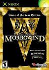Elder Scrolls III: Morrowind -- Game of the Year Edition (Microsoft Xbox, 2003)