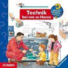 Wieso? Weshalb? Warum? Technik bei uns zu Hause. CD von Doris Rübel (2004)