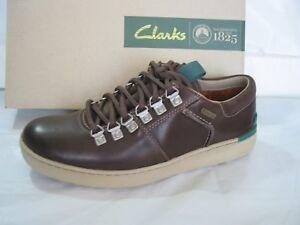para Clarks para hombre 6 cuero hombre Goretex talla Mix Nanu Zapatos 5 de Rq18Bq