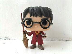 Spielzeug Film, Tv & Videospiele Funko Pop Vinyl Harry Potter Series #08 Harry Potter Quidditch Figure Ein GefüHl Der Leichtigkeit Und Energie Erzeugen