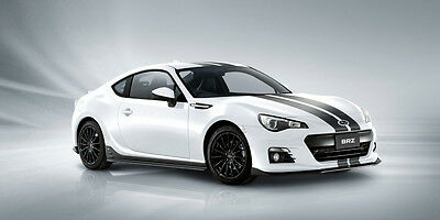 2015 SUBARU BRZ SPECIAL EDITION CAR POSTER PRINT 18x36 HIGH RES 9MIL PAPER